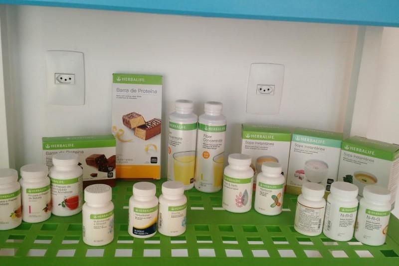 Vida Saudável | Espaço Herbalife | Chás e Capsulas
