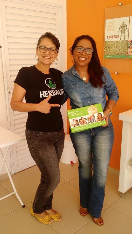 Vida Saudável | Espaço Herbalife | Com Lú dona do Espaço Herbalife