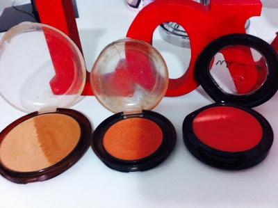 Maquiagem Feminina   Kit Básico para Sua Necessaire   Blush
