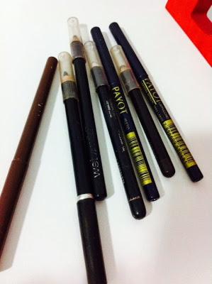 Maquiagem Feminina | Kit Básico para Sua Necessaire | Lápis de Olhos