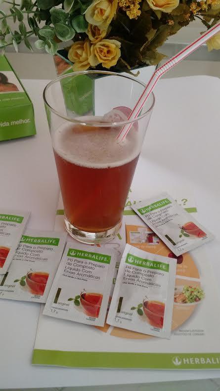 Vida Saudável | Trial Pack Herbalife | Chá Herbalife