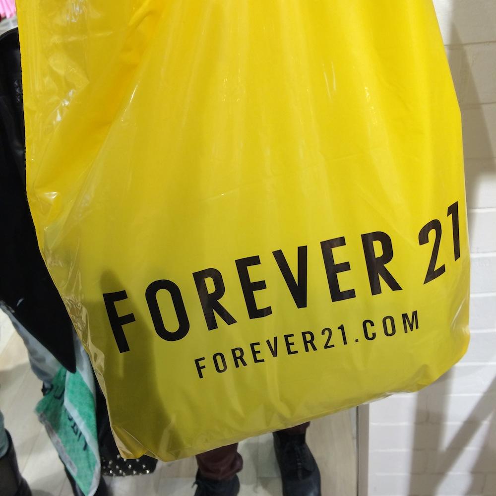 Dica do Dia | Forever 21 em Sorocaba