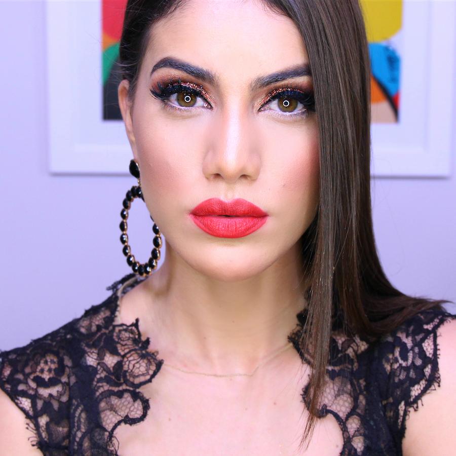 Maquiagem | Make Para O Natal | Camila Coelho