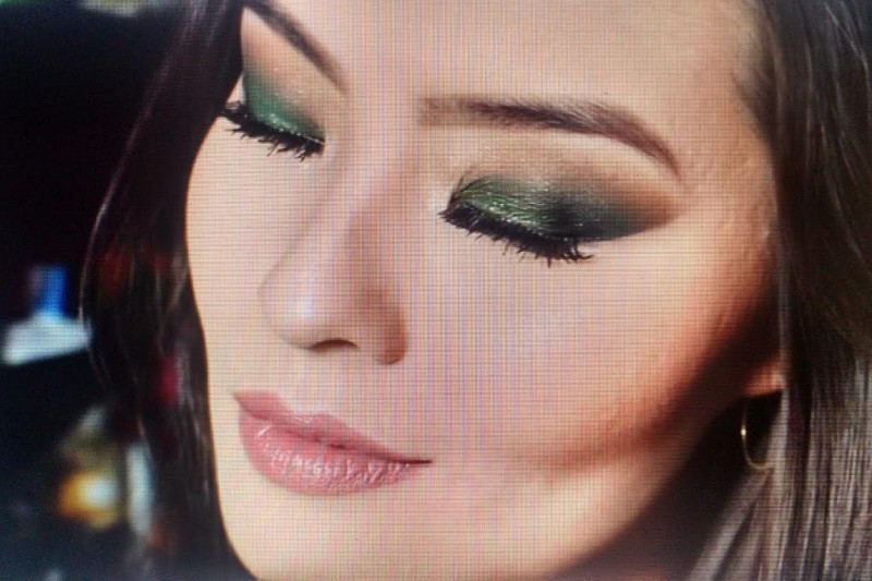 Maquiagem | Make Para O Natal | Joyce Kitamura1