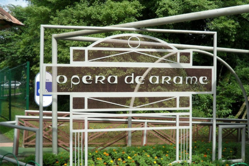 Dicas De Viagem Paraná | Lugares Que Quero Conhecer Em Curitiba Ópera