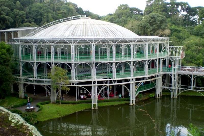 Dicas De Viagem Paraná | Lugares Que Quero Conhecer Em Curitiba Ópera De Arame