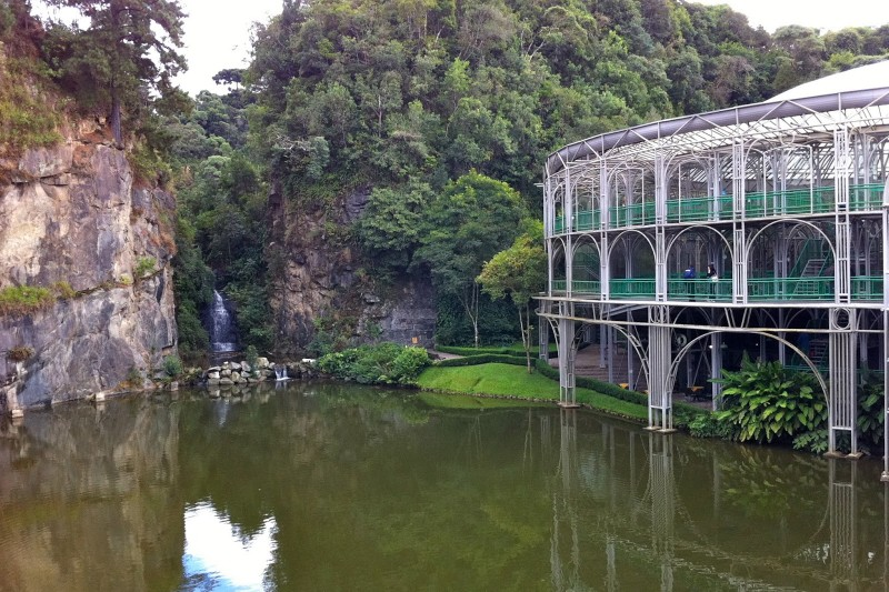 Dicas De Viagem Paraná | Lugares Que Quero Conhecer Em Curitiba Ópera De Arame Lago