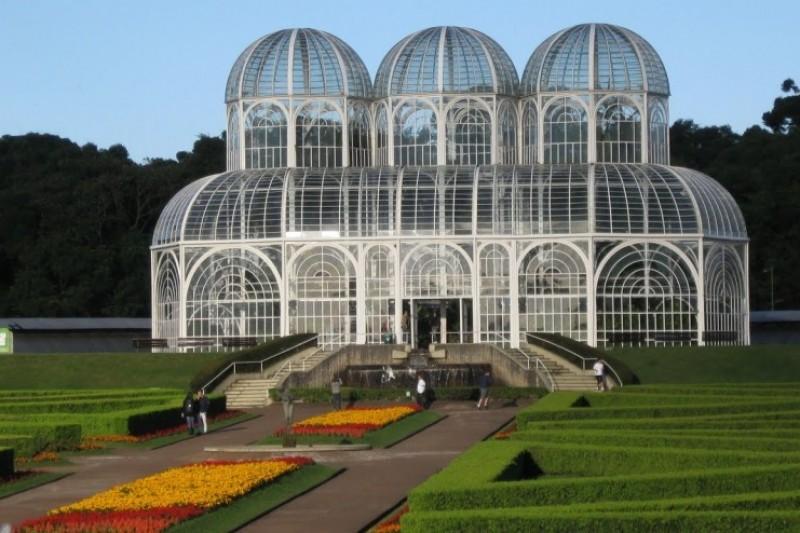 Dicas De Viagem Paraná | Lugares Que Quero Conhecer Em Curitiba Jardim Botânico Imagens