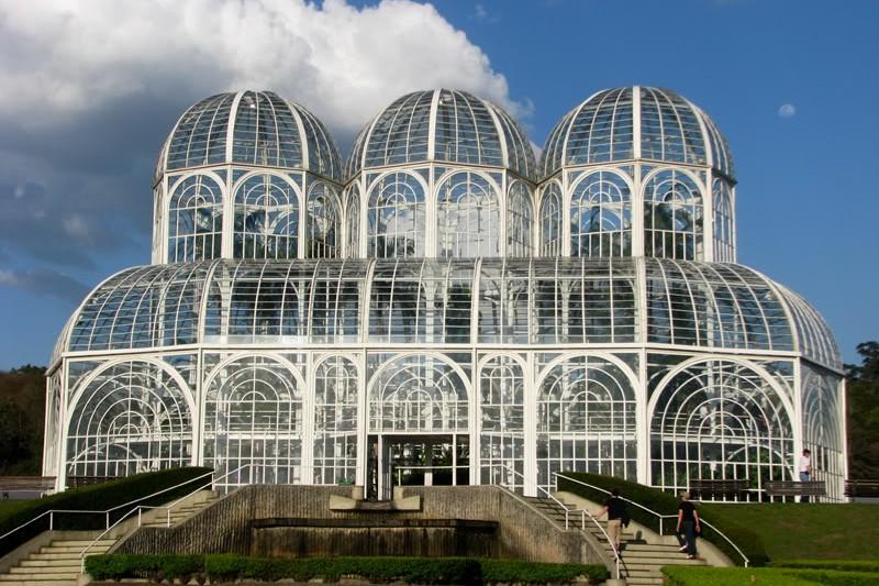 Dicas De Viagem Paraná | Lugares Que Quero Conhecer Em Curitiba Jardim Botânico