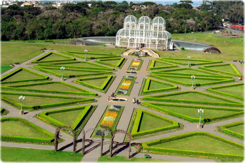 Dicas De Viagem Paraná | Lugares Que Quero Conhecer Em Curitiba Jardins