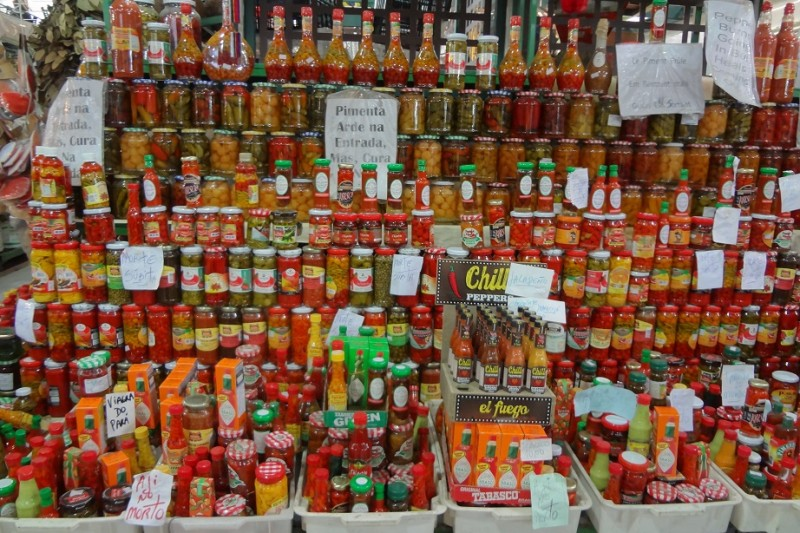 Dicas De Viagem Paraná | Lugares Que Quero Conhecer Em Curitiba Mercado Municipal Especiarias