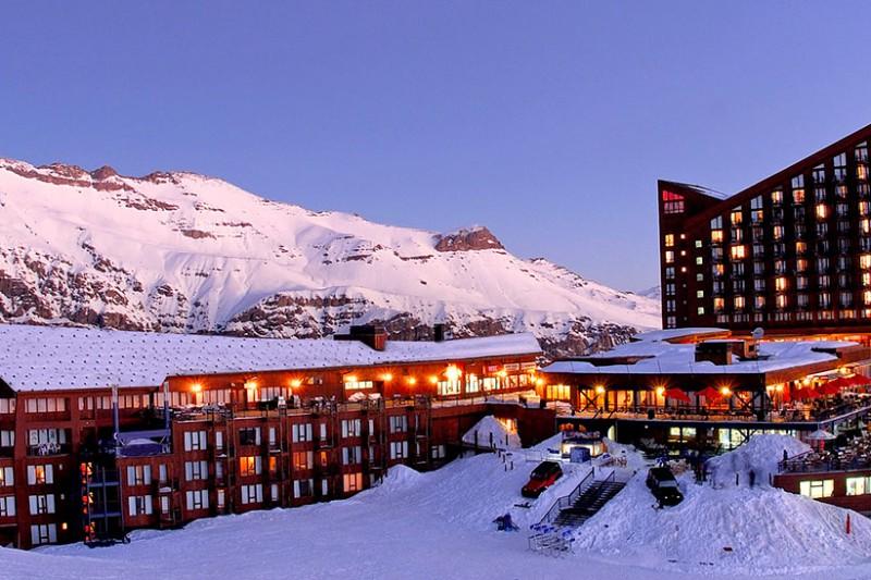 Dicas de Viagem Chile | Lugares Que Quero Conhecer Santiago Vale Nevado 2