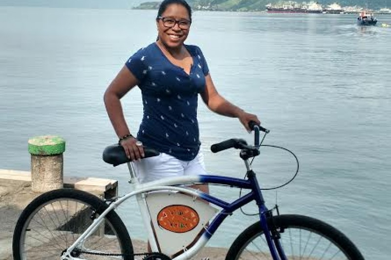 Dica De Viagem Ilhabela   Pousada Vila Das Velas Bicicletário