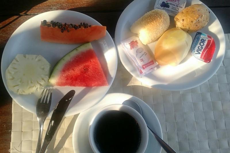 Dica De Viagem Ilhabela   Pousada Vila Das Velas Café