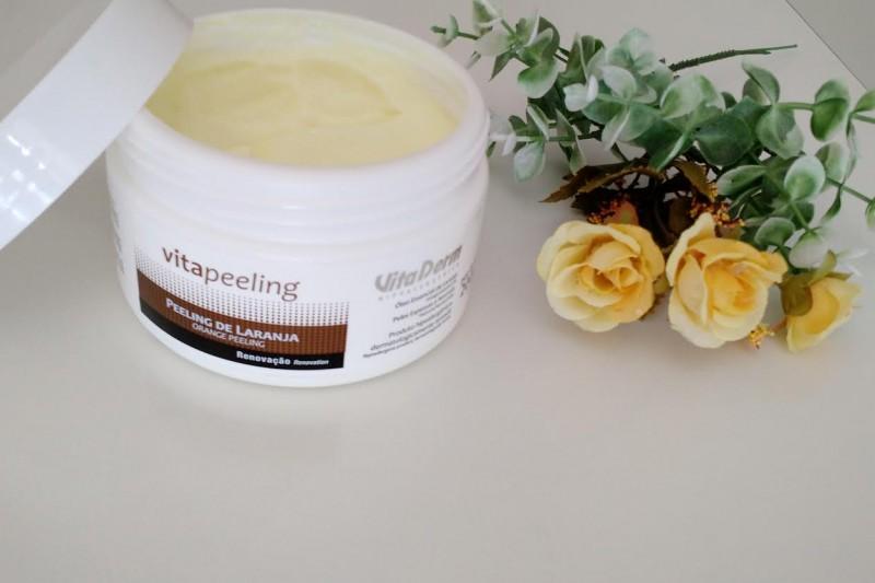 Dica De Beleza | Peeling De Laranja Vita Derm Post