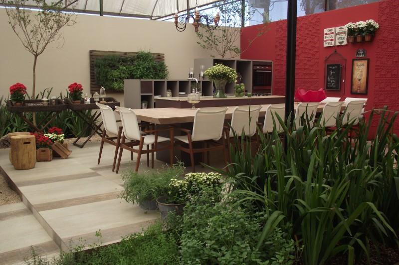 Dica De Lazer | Expoflora Holambra 2016 Sala De Jantar