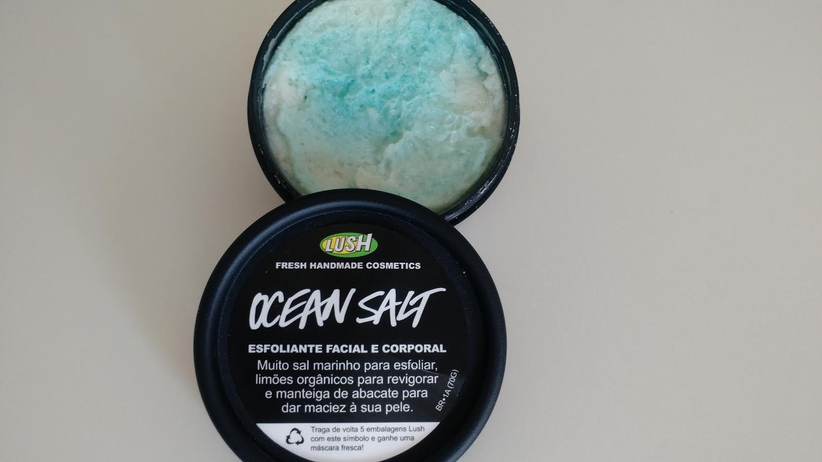 Dica Do Dia | Esfoliante Ocean Salt Da Lush