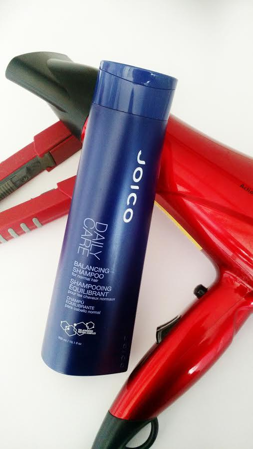 Cabelos Saudáveis | Resenha Shampoo Joico Daily Care Balancing