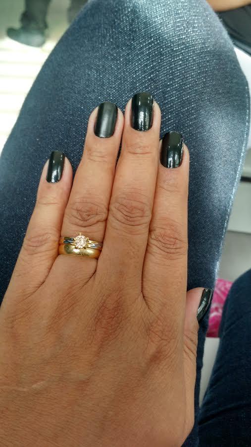 Esmalte Da Semana |Cisne Negro Da Vult