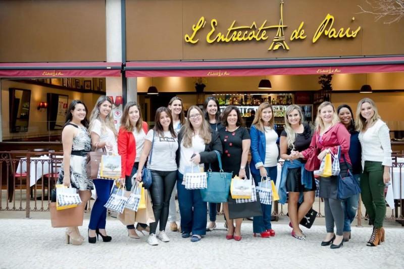 Mães Blogueiras | Influenciadores Encerram o Mês Das Mulheres No Parque D. Pedro Shopping