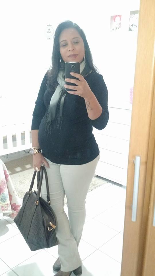Blog Materno | 33 Semanas De Gestação Mari
