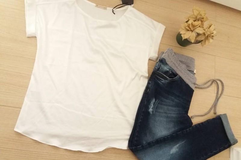 Look Gestante   Coleção Outono Inverno Mother To Be Look Jeans