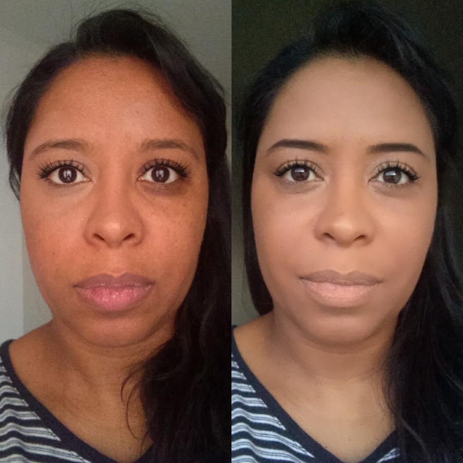 Maquiagem Pele Negra | Corretivo Natura Aquarela