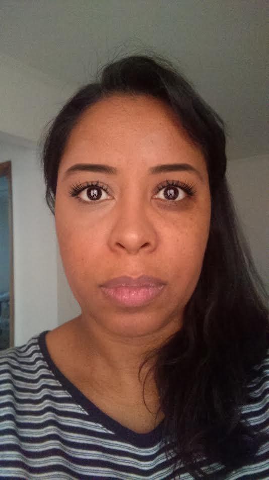 Maquiagem Pele Negra | Corretivo Natura Aquarela Metade