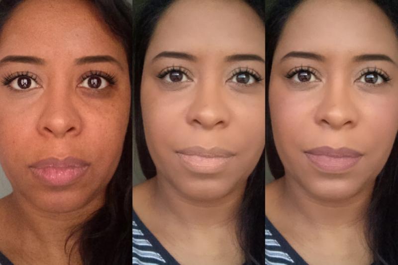 Maquiagem Pele Negra | Corretivo Natura Aquarela Mudanças