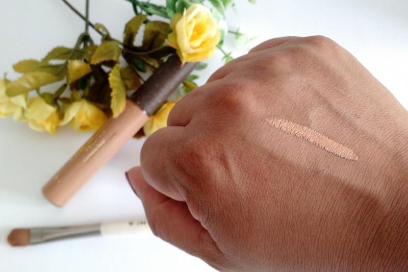 Maquiagem Pele Negra | Corretivo Natura Aquarela teste