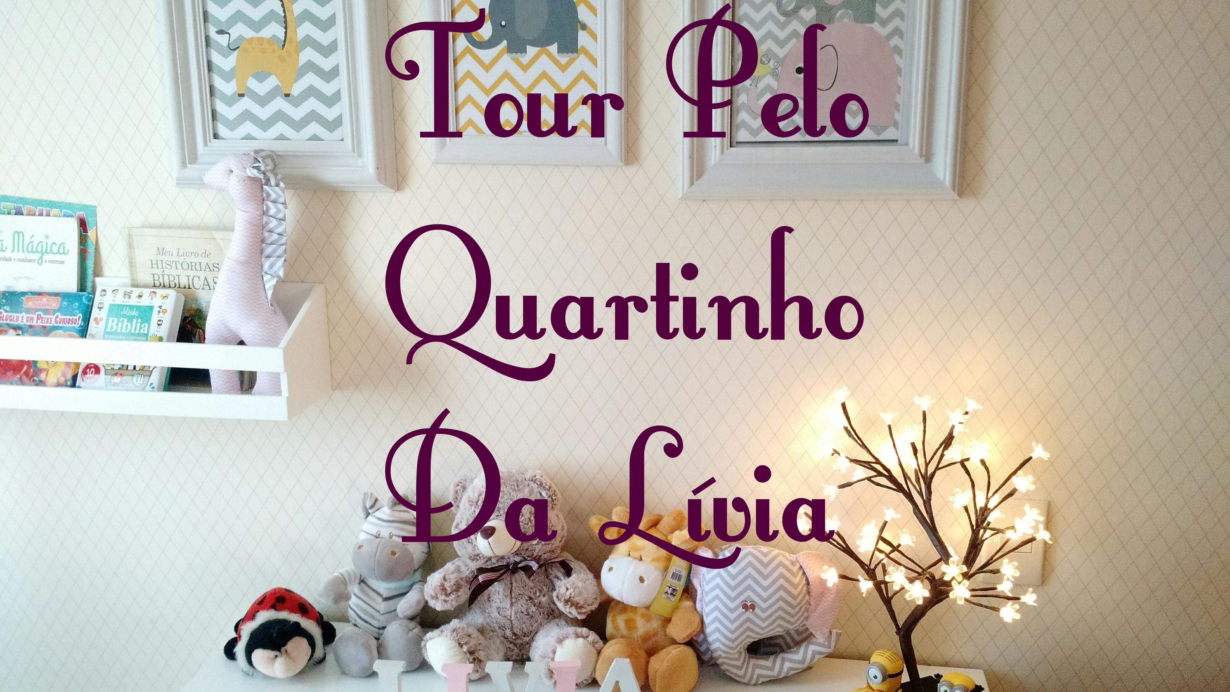 Blog Materno | Tour Pelo Quarto Da Lívia
