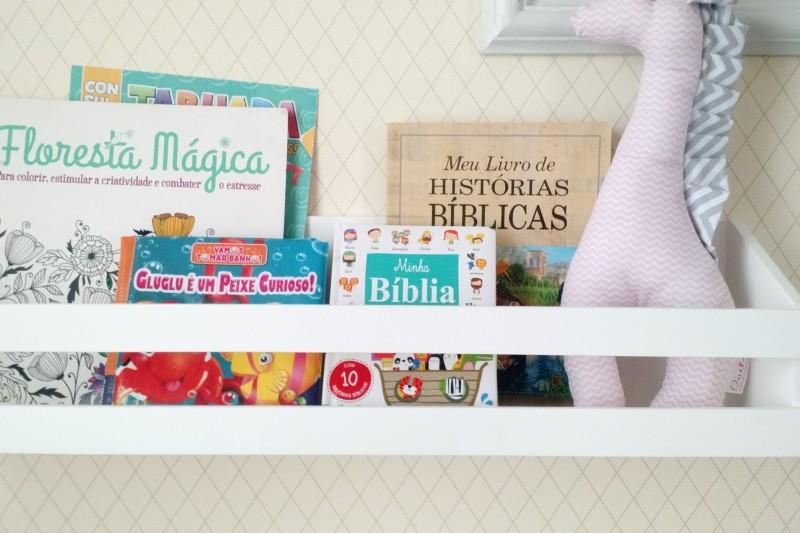 Blog Materno | Tour Pelo Quarto Da Lívia Prateleira