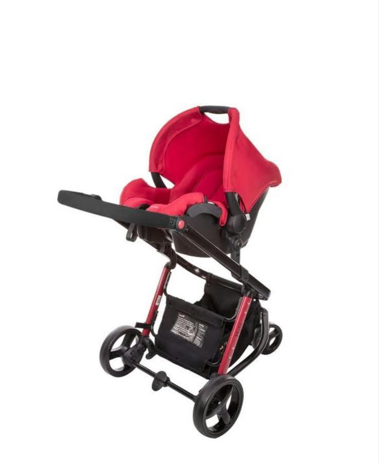 Dica De Mãe | Carrinho de Bebê Safety - ST Travel System Mobi Carro