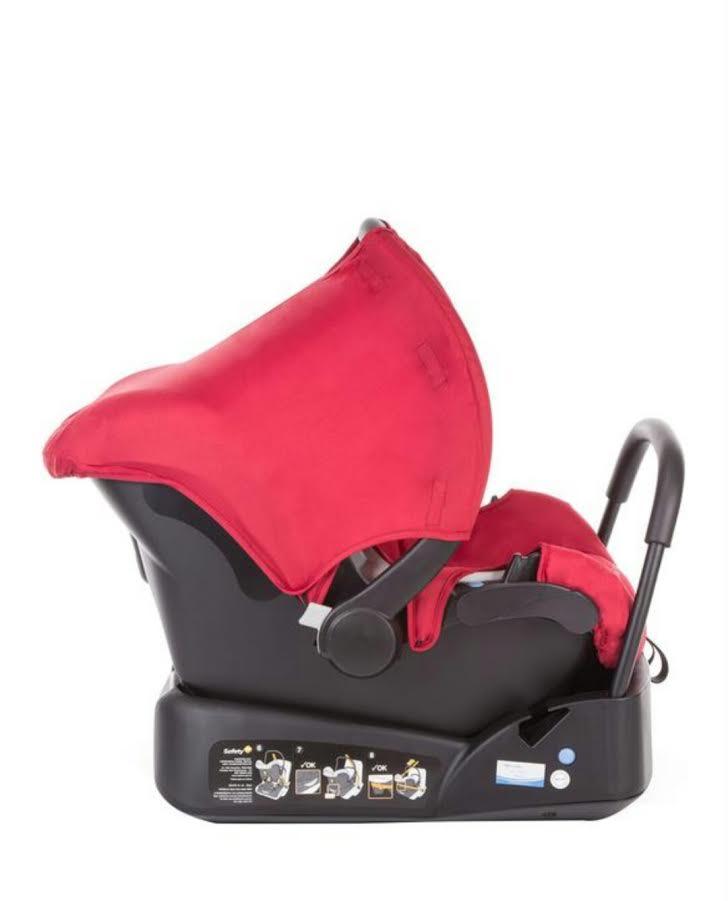 Dica De Mãe | Carrinho de Bebê Safety - ST Travel System Mobi Conforto