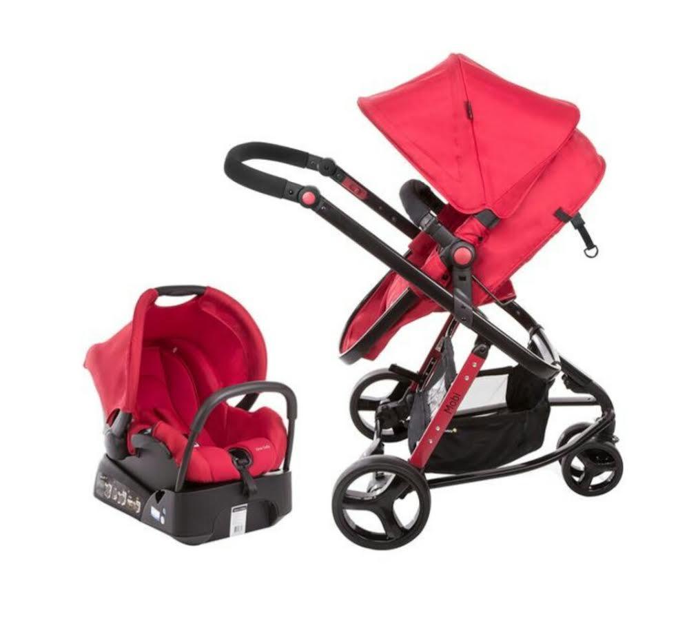 Dica De Mãe | Carrinho de Bebê Safety - ST Travel System Mobi Post
