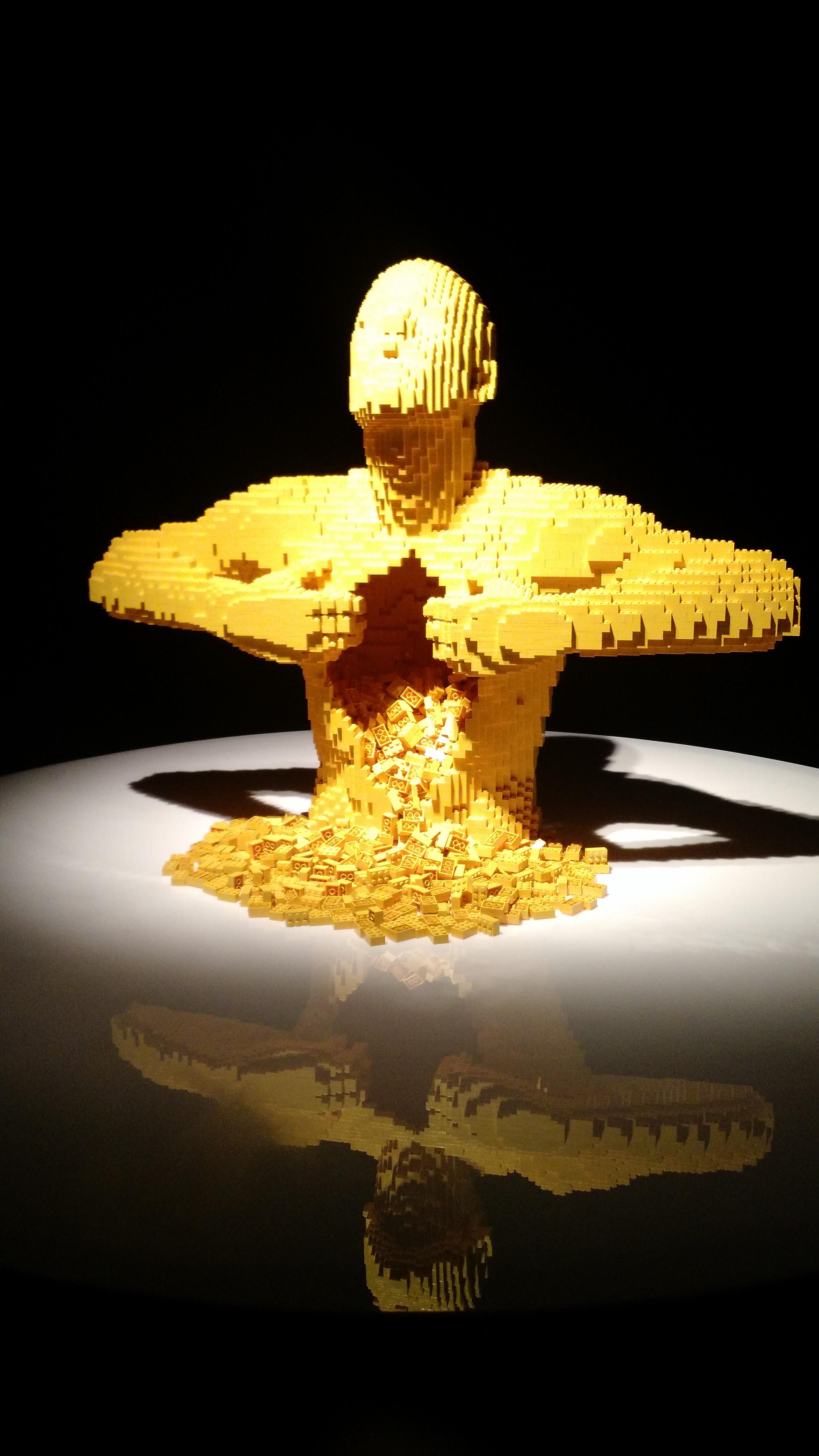 Iguatemi Campinas | Exposição The Art Of The Brick Blog