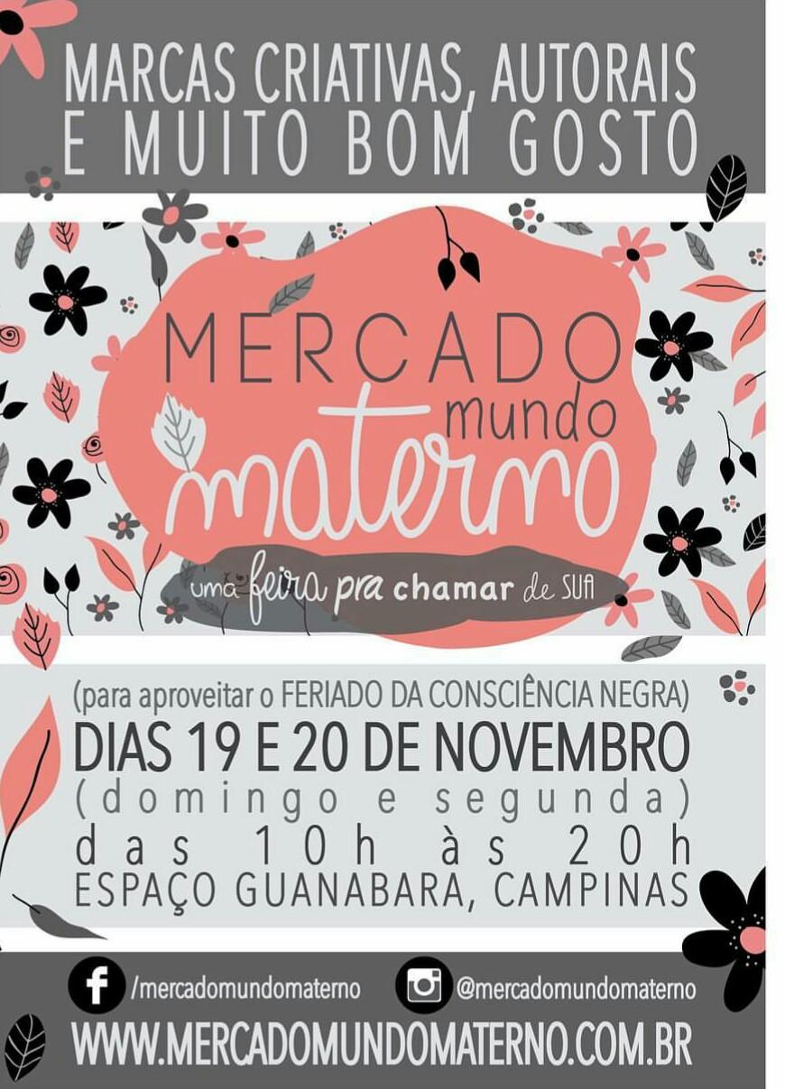 Em Campinas | Mercado Mundo Materno Informações