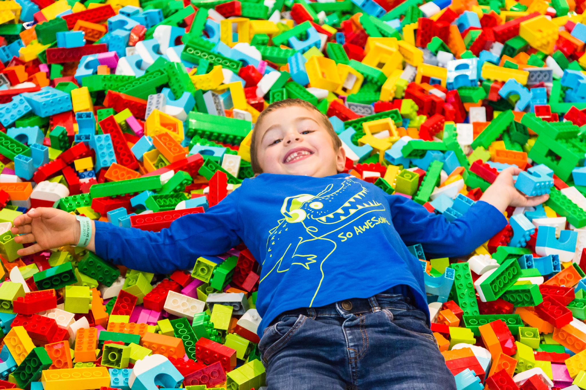 Quem Ama Lego | Bricklive No Shopping Iguatemi Campinas