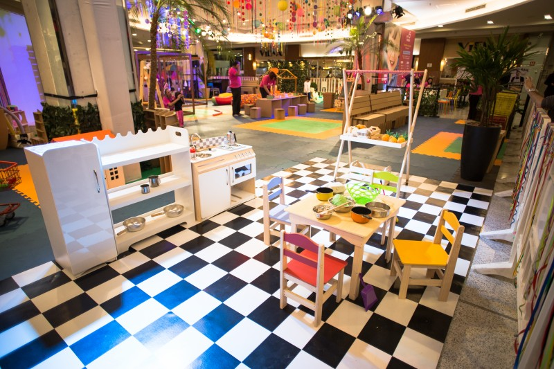 Dica Do Dia | Parque D. Pedro Shopping traz Quintal no Parque nas Férias de Janeiro -