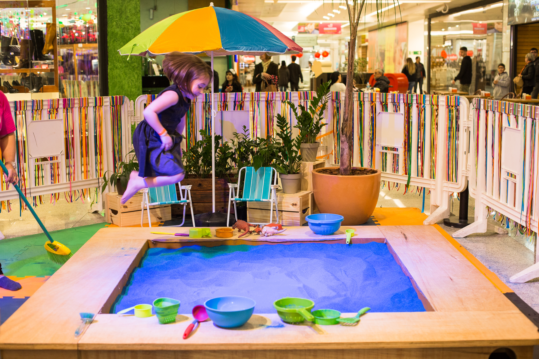 Dica Do Dia | Parque D. Pedro Shopping traz Quintal no Parque nas Férias de Janeiro