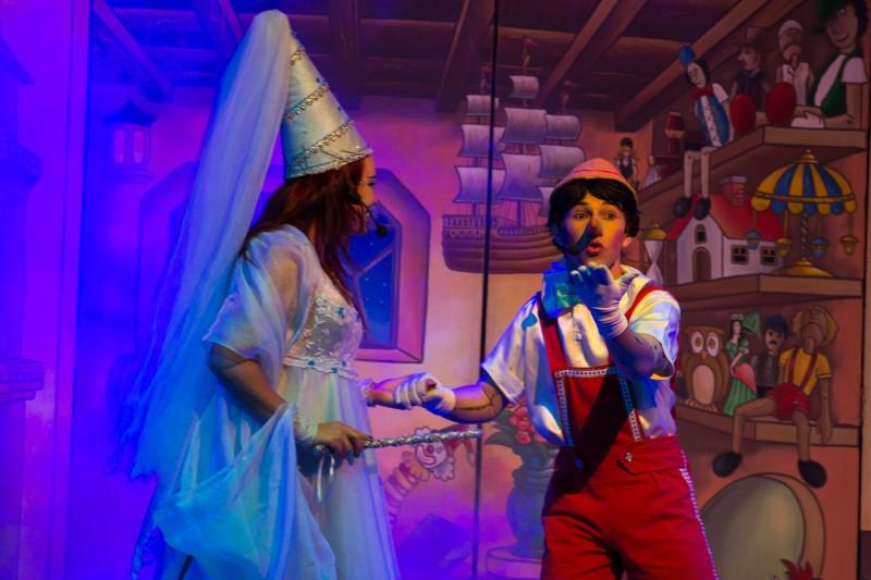 Em Campinas | Pinóquio Se Apresenta no Teatro Iguatemi Campinas Matéria