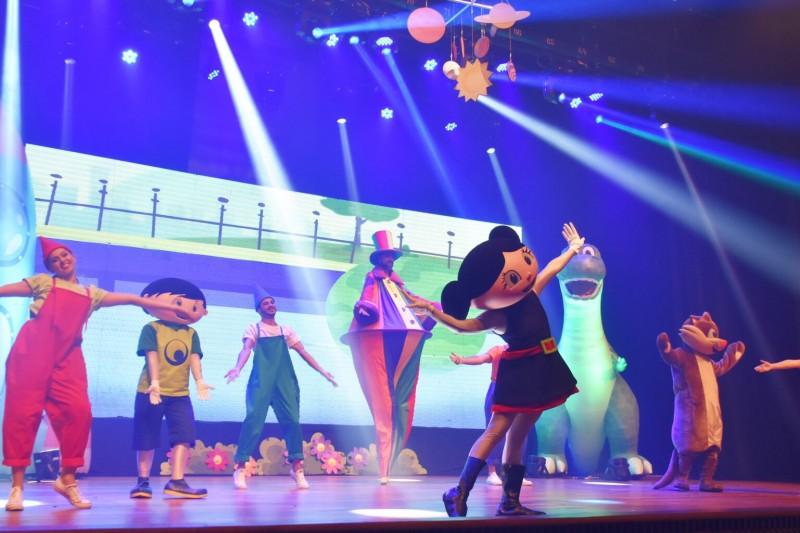 Teatro Iguatemi Campinas | O Show Da Luna Ao Vivo -