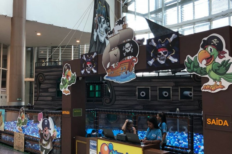 Campinas Shopping | Aventura Pirata Mar de Bolinhas Post