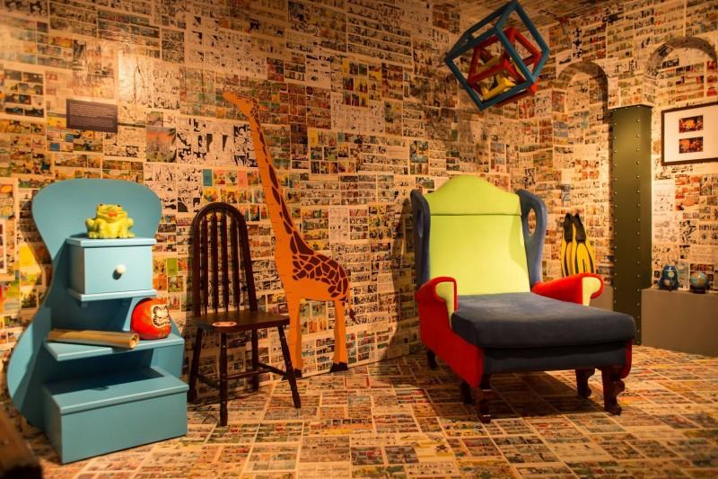 Exposição Castelo Rá - Tim - Bum | Começa Dia 24 no Shopping Iguatemi Campinas Quarto Nino