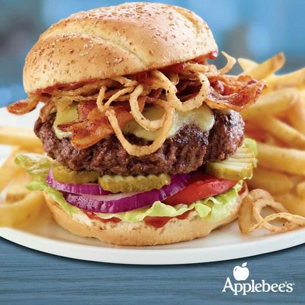 Applebees Campinas | Os Burgers Campeões Estão De Volta Cowboy