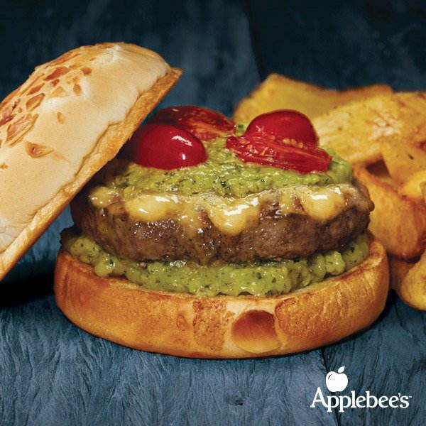 Applebees Campinas | Os Burgers Campeões Estão De Volta Pesto