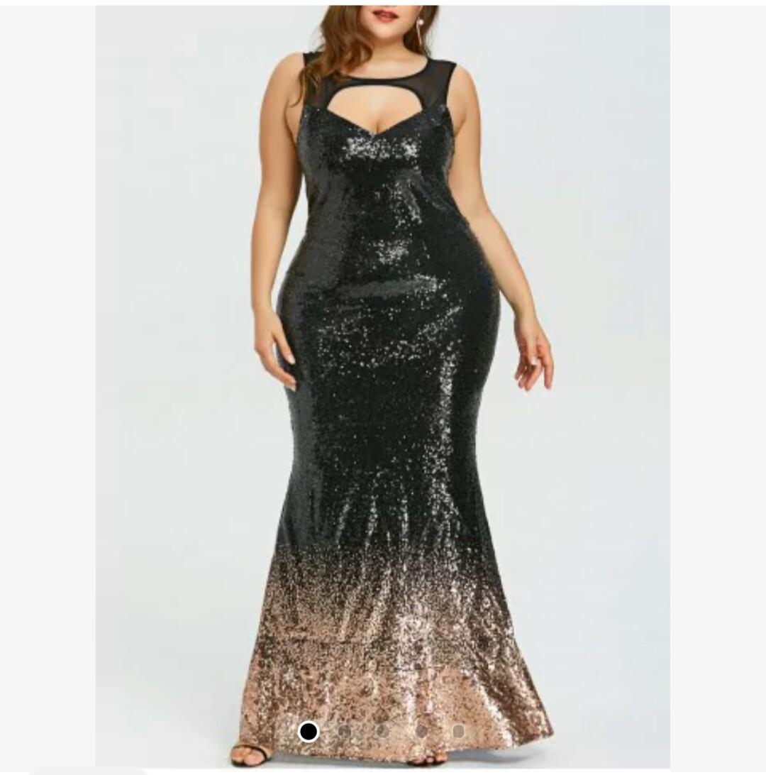 Dicas de Look | Loja On Line Rose Gal Vestido Festa Plus -