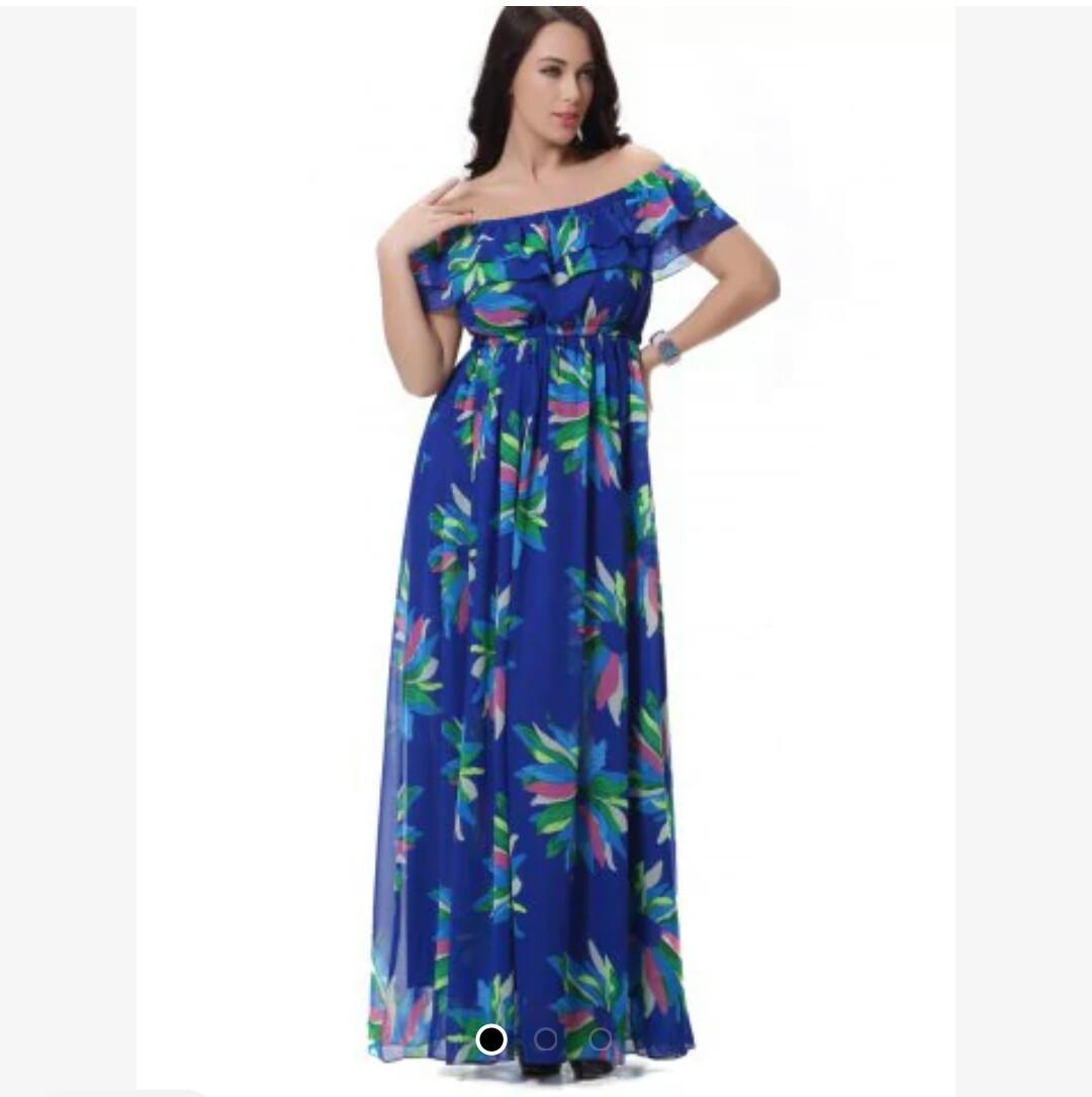 Dicas de Look | Loja On Line Rose Gal Vestido Longo