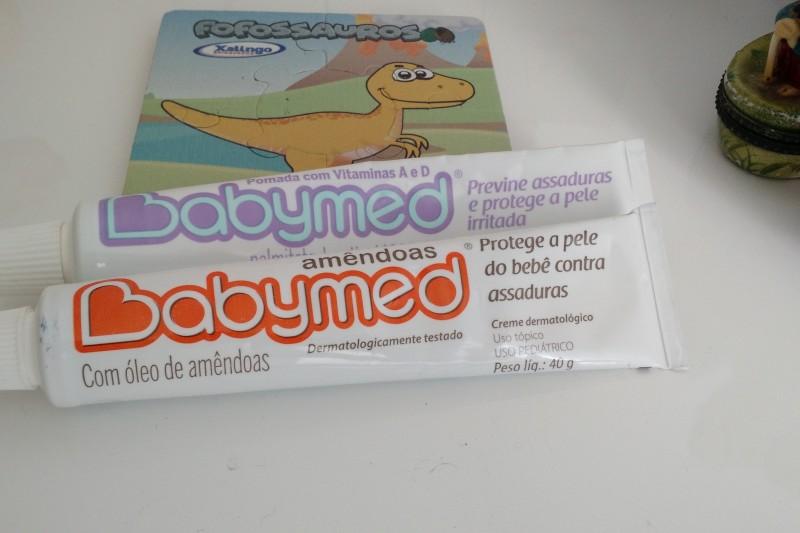 Pomadas Para Assaduras | Cuidados Com o Bebê Babymed