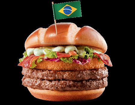 Mc Donalds   Sanduíches Campeões Brasil